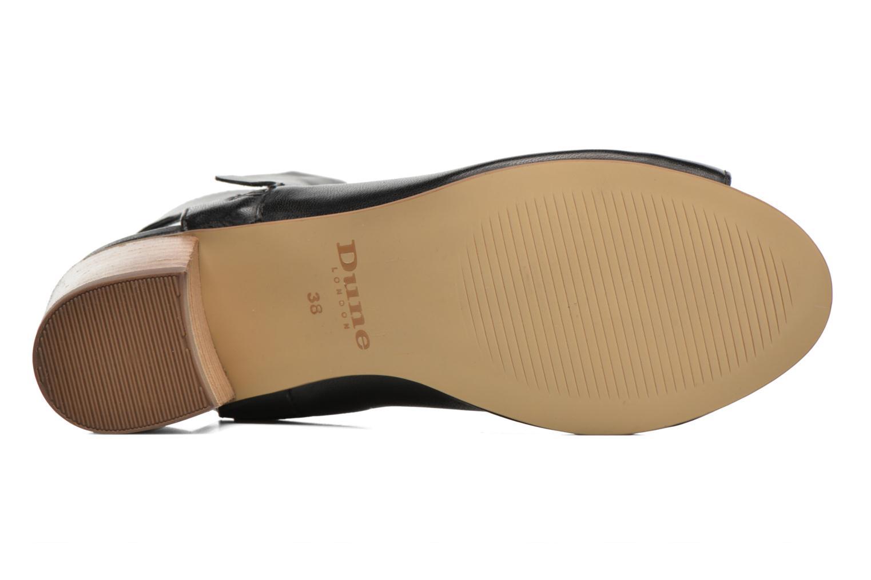 Boots en enkellaarsjes Dune London Jolie Zwart boven