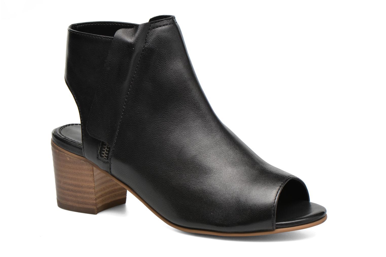 Boots en enkellaarsjes Dune London Jolie Zwart detail