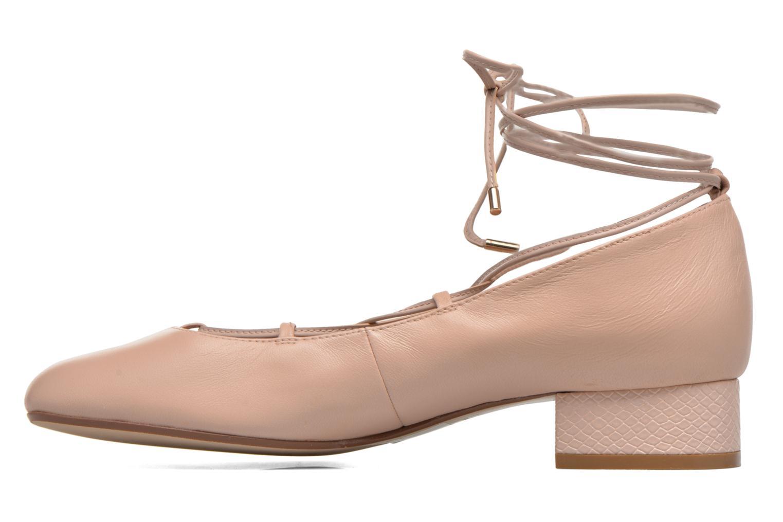 Ballerina's Dune London Ballay Roze voorkant