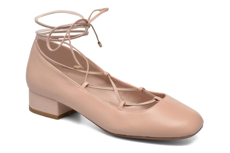 Ballerina's Dune London Ballay Roze detail