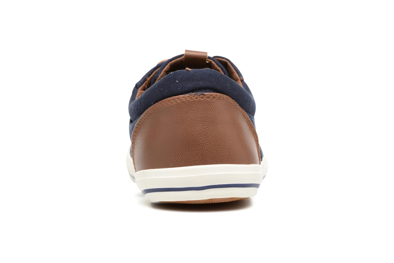 Baskets I Love Shoes SUCAN Bleu vue droite