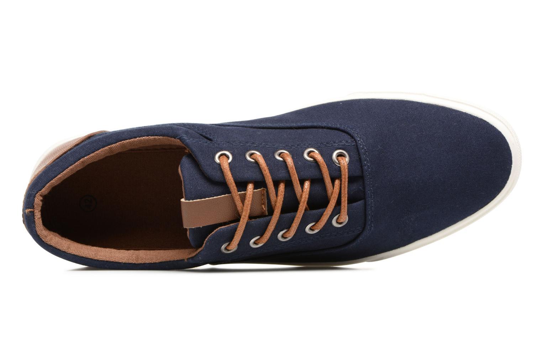 Baskets I Love Shoes SUCAN Bleu vue gauche