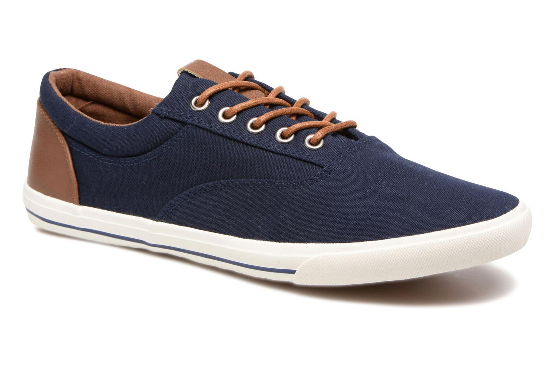 Baskets I Love Shoes SUCAN Bleu vue détail/paire