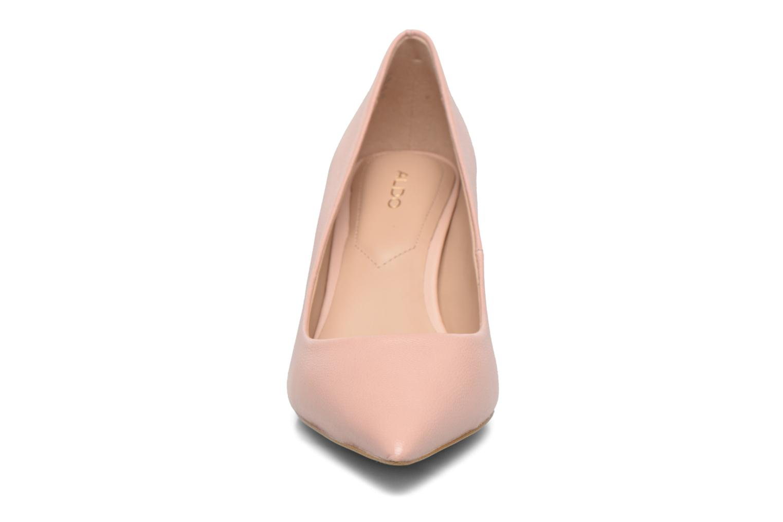 Escarpins Aldo HARLY Rose vue portées chaussures