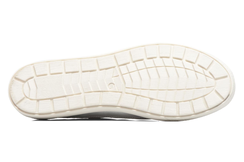 Baskets Caprice Manou Blanc vue haut