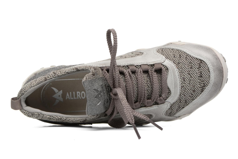 Chaussures de sport Allrounder by Mephisto Festival Gris vue gauche