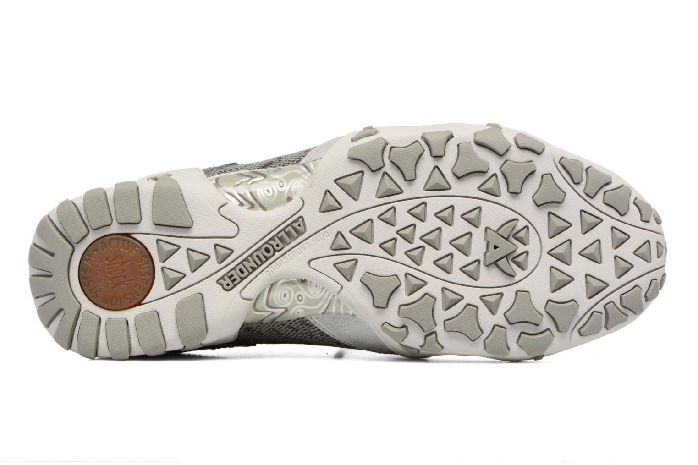 Chaussures de sport Allrounder by Mephisto Festival Gris vue haut