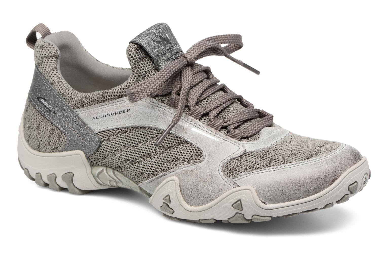 Chaussures de sport Allrounder by Mephisto Festival Gris vue détail/paire