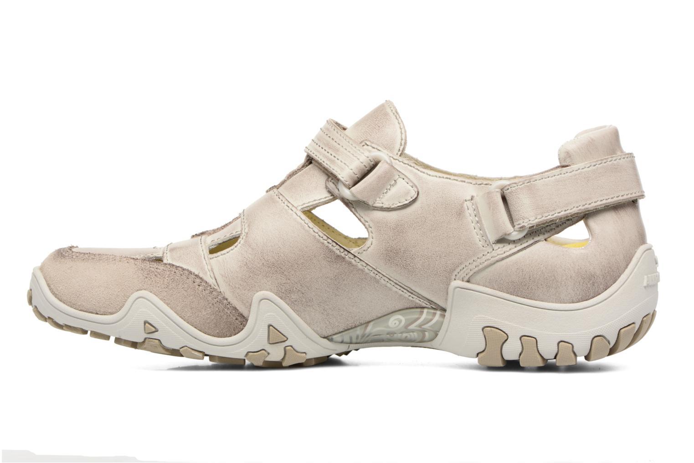 Chaussures de sport Allrounder by Mephisto Firelli Beige vue face