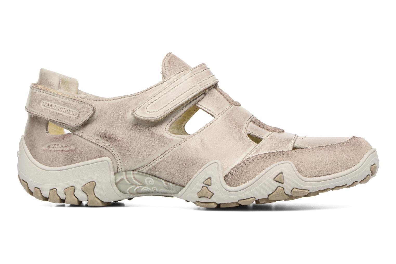 Chaussures de sport Allrounder by Mephisto Firelli Beige vue derrière