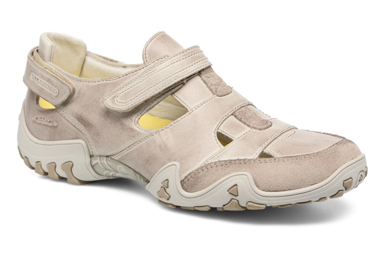 Chaussures de sport Allrounder by Mephisto Firelli Beige vue détail/paire