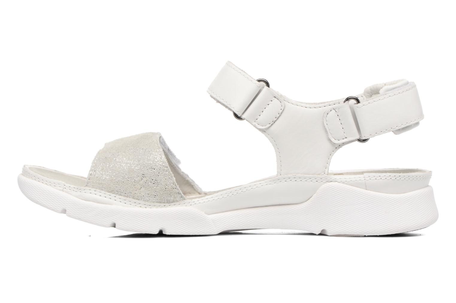 Chaussures de sport Allrounder by Mephisto Tabasa Blanc vue face