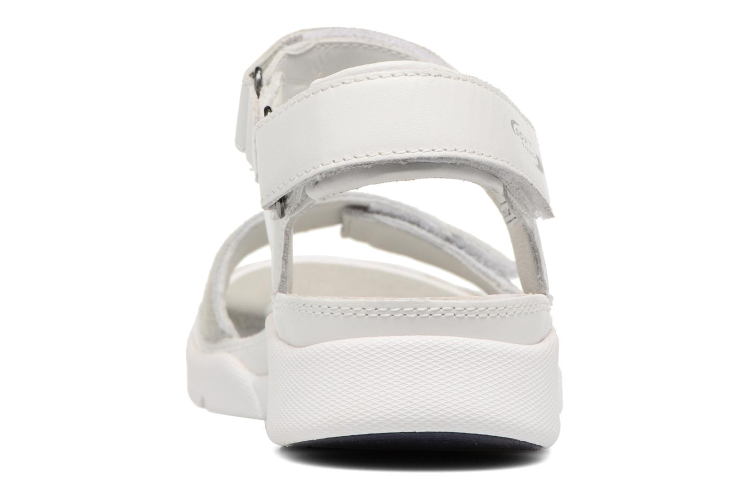 Chaussures de sport Allrounder by Mephisto Tabasa Blanc vue droite