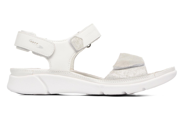 Chaussures de sport Allrounder by Mephisto Tabasa Blanc vue derrière