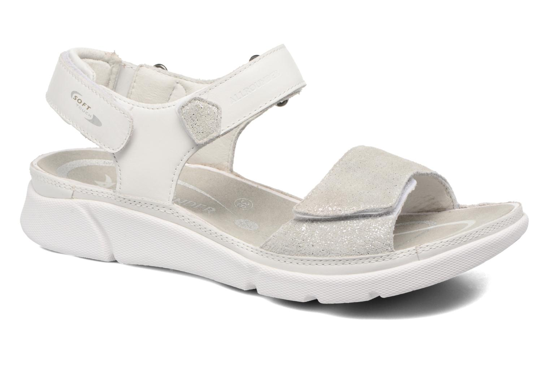 Chaussures de sport Allrounder by Mephisto Tabasa Blanc vue détail/paire
