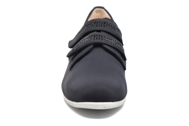 Baskets Hassia Sanremo 1444 Bleu vue portées chaussures