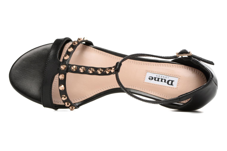 Meereen Black leather