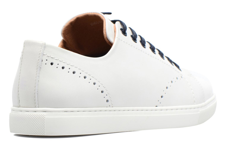Sneakers Mr SARENZA Cortig Wit voorkant