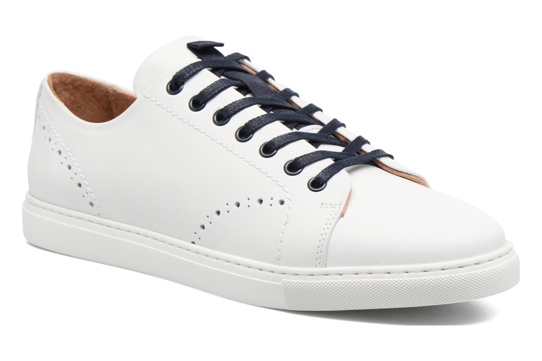 Sneakers Mr SARENZA Cortig Wit rechts