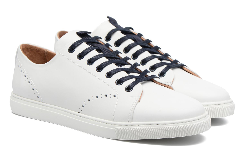 Sneakers Mr SARENZA Cortig Wit achterkant