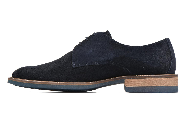Chaussures à lacets HE Spring Pekin Bleu vue face
