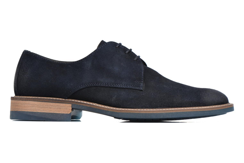 Chaussures à lacets HE Spring Pekin Bleu vue derrière