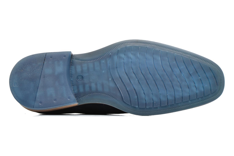 Chaussures à lacets HE Spring Pekin Bleu vue haut