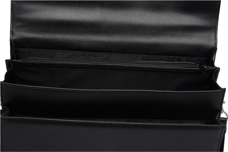 Cartable 3 compartiments Noir