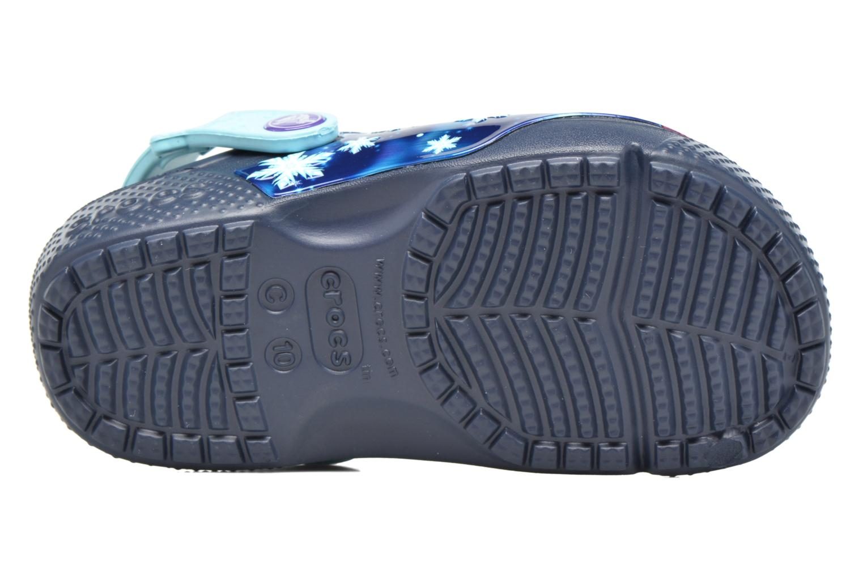Sandalias Crocs Crocs Funlab Frozen Azul vista de arriba