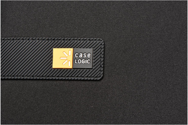 Sacs ordinateur Case Logic Pochette ordinateur 13'' Noir vue gauche