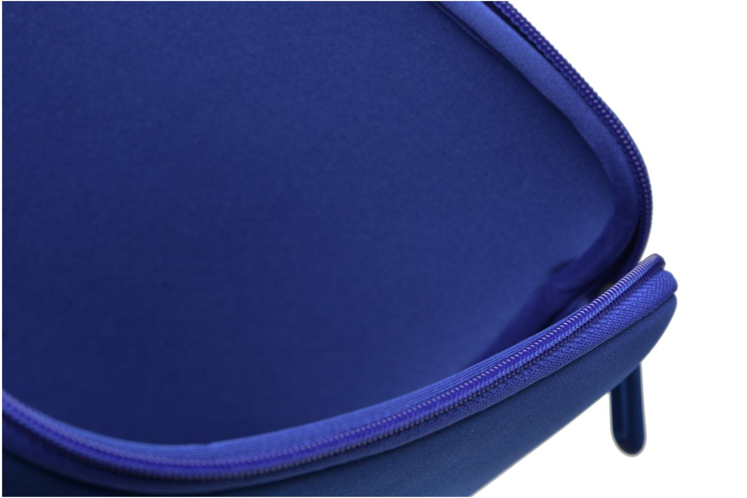 Laptop cases Case Logic Pochette ordinateur 13'' Blue back view