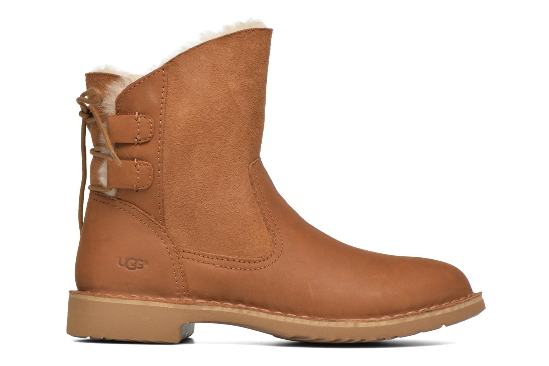 Bottines et boots UGG W Naiyah Marron vue derrière