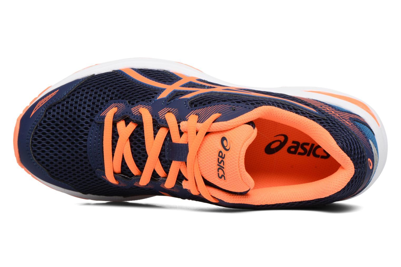 Baskets Asics GT-1000 5 GS Bleu vue gauche