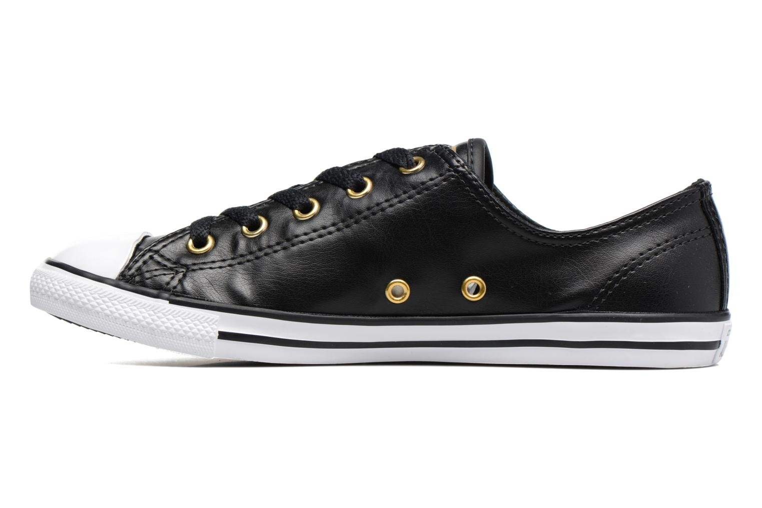 Chuck Taylor All Star Dainty Ox Craft SL BLACK/GOLD/WHITE