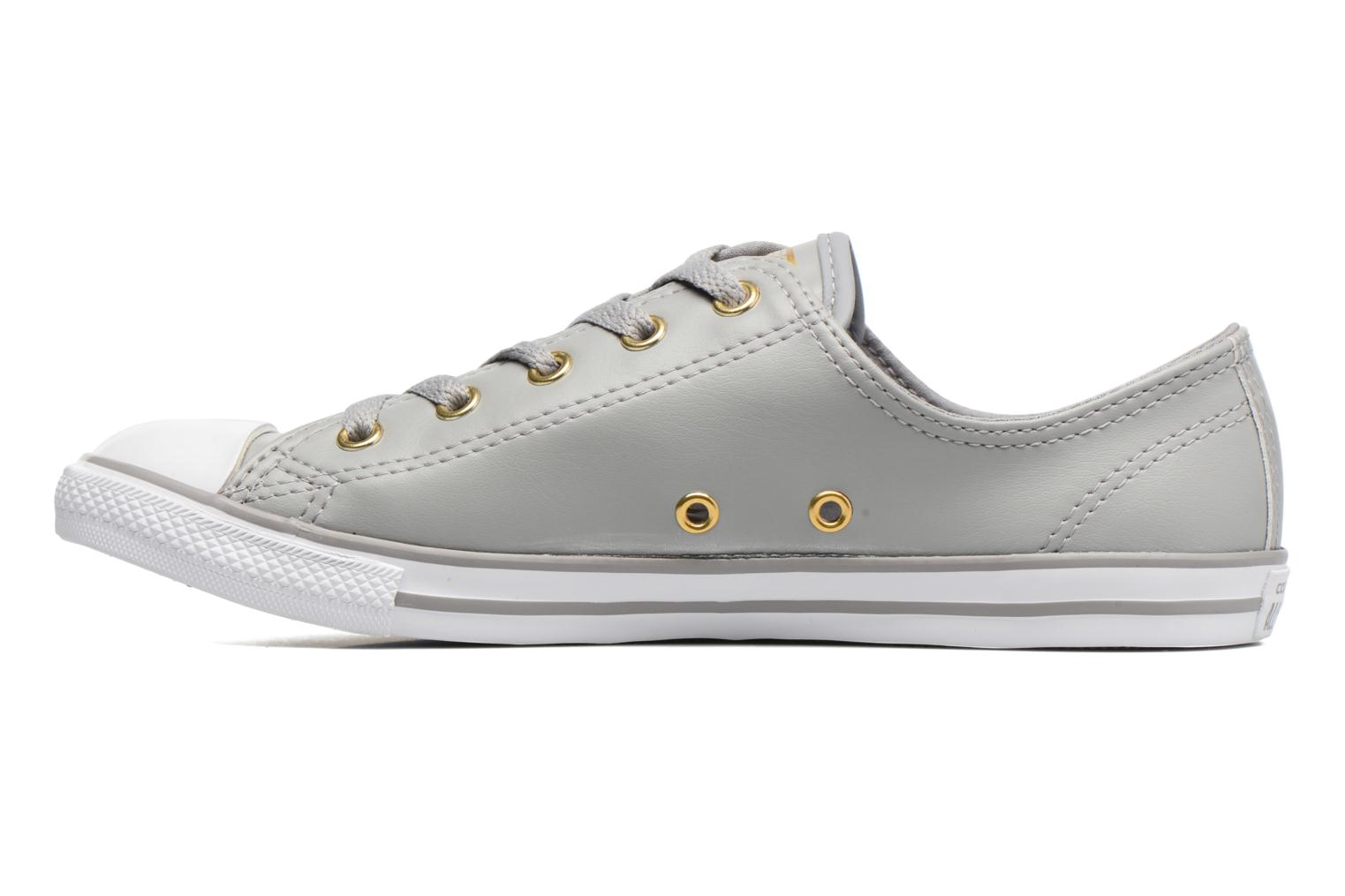 Chuck Taylor All Star Dainty Ox Craft SL Dolphin/Gold/White