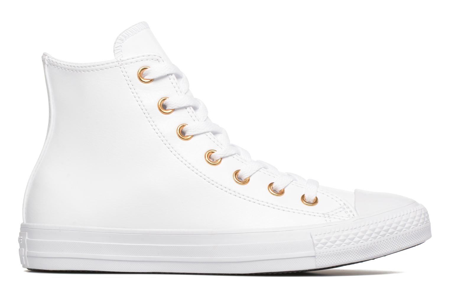 Chuck Taylor All Star Hi Craft SL White/Gold/White