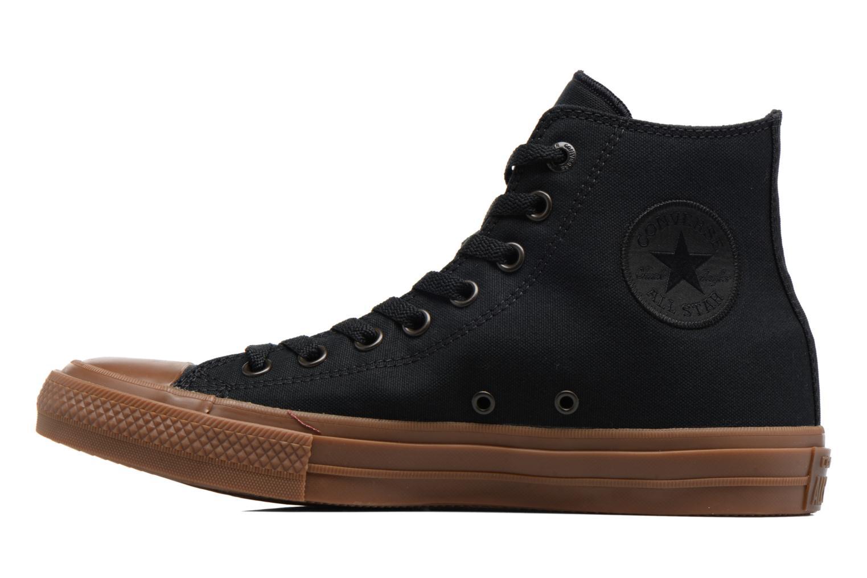 Chuck Taylor All Star II Hi Tencel Canvas Black/black/gum