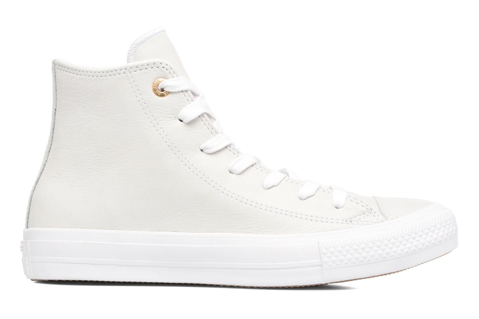 White White Leather All Flower Chuck Craft II Hi Taylor Star Converse Blue qBPavA
