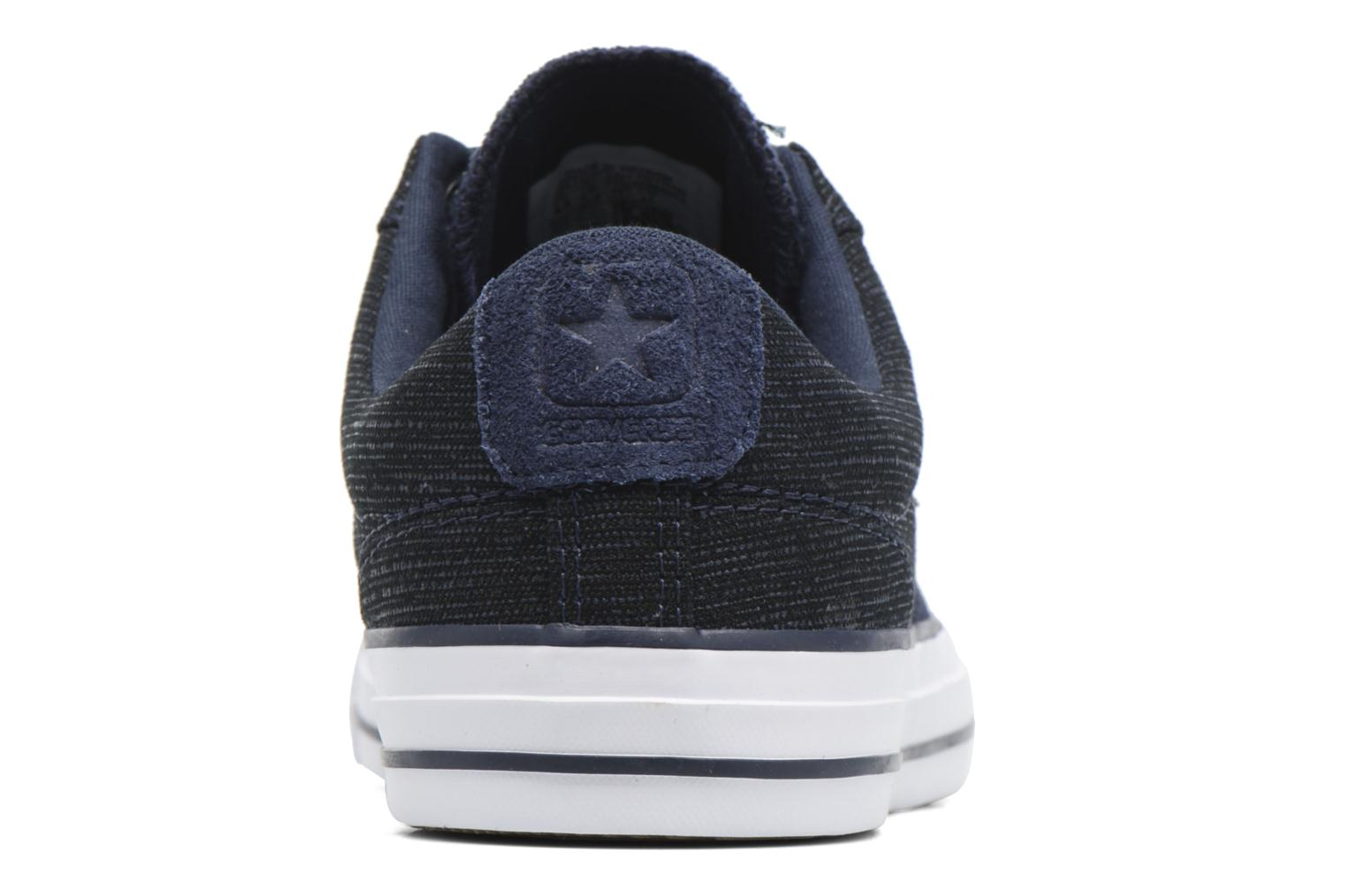 Star Player Ox Dobby Obsidian/Athletic Navy