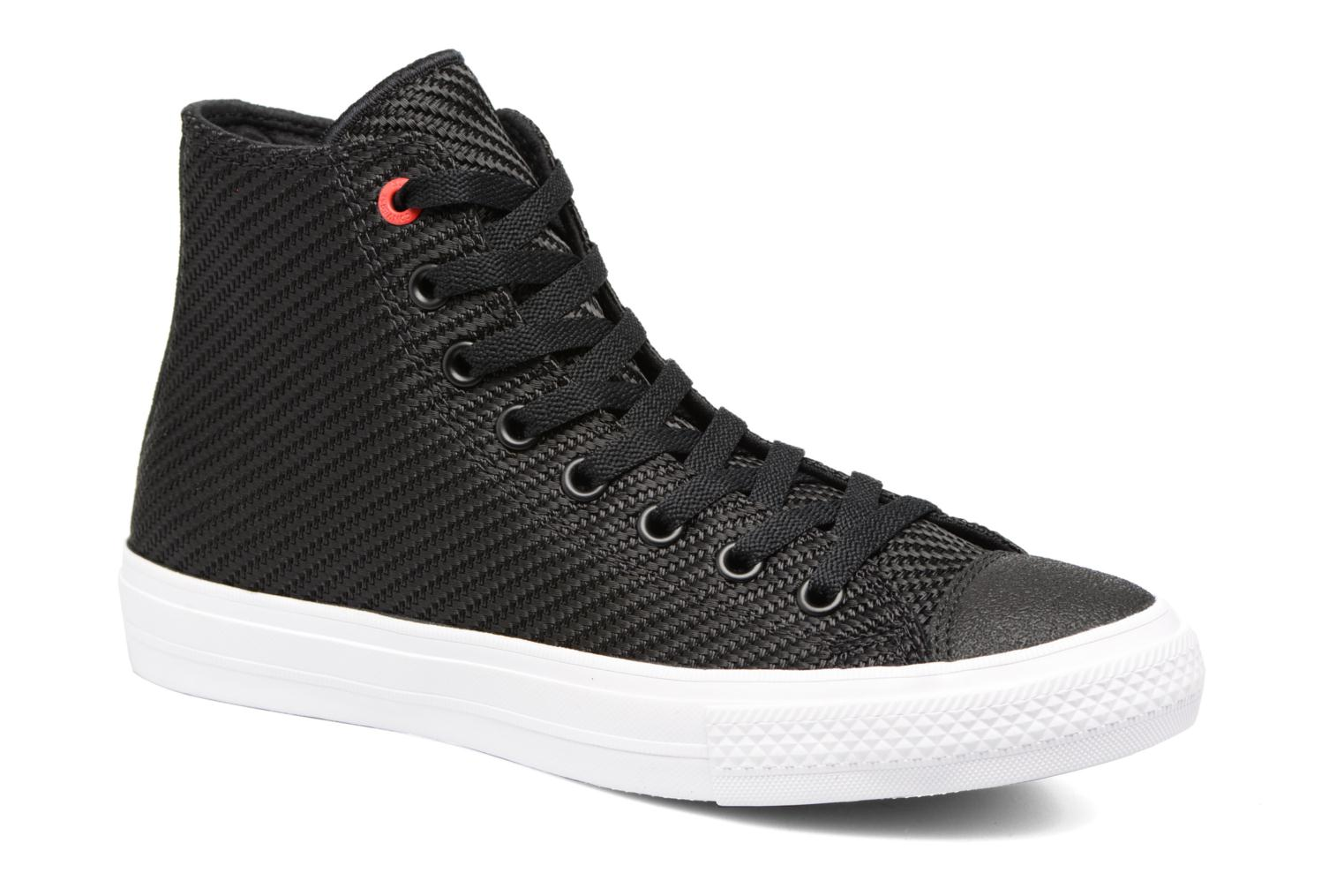 Chuck Taylor All Star II Hi Sports Blocking Black/Casino/White