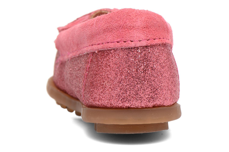 Glitter Moc Hot Pink Glitter