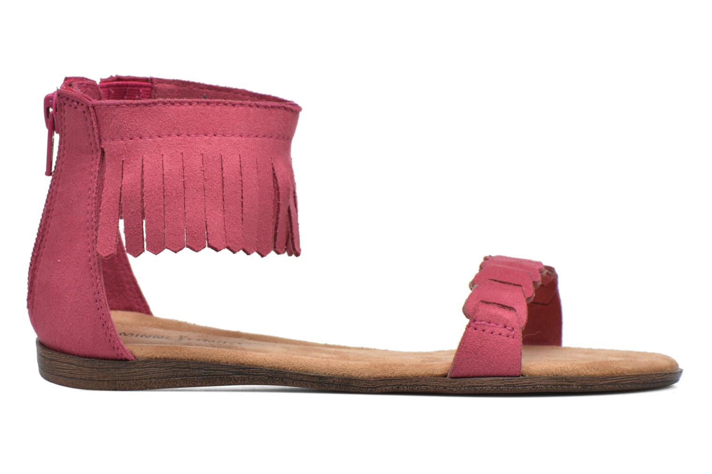 Sandales et nu-pieds Minnetonka Nikita Sandal Rose vue derrière