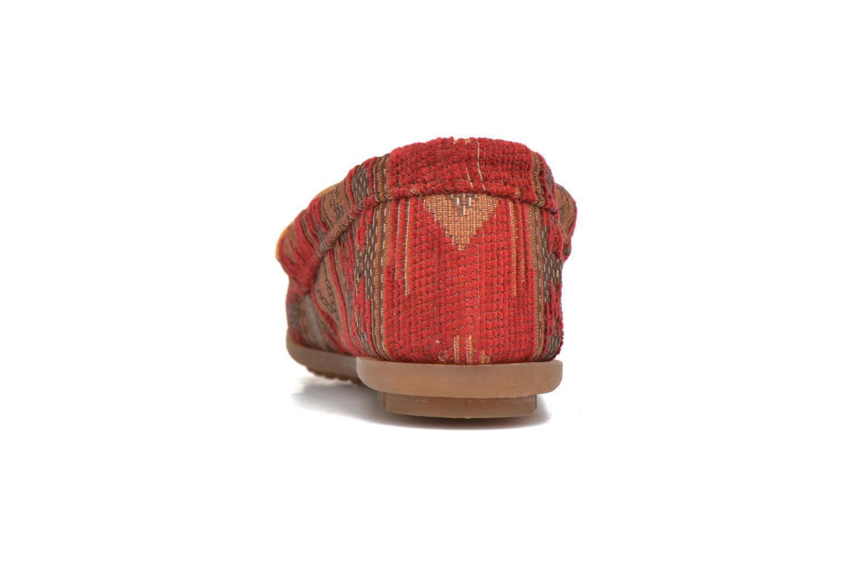 Baja Moc Red Baja Fabric