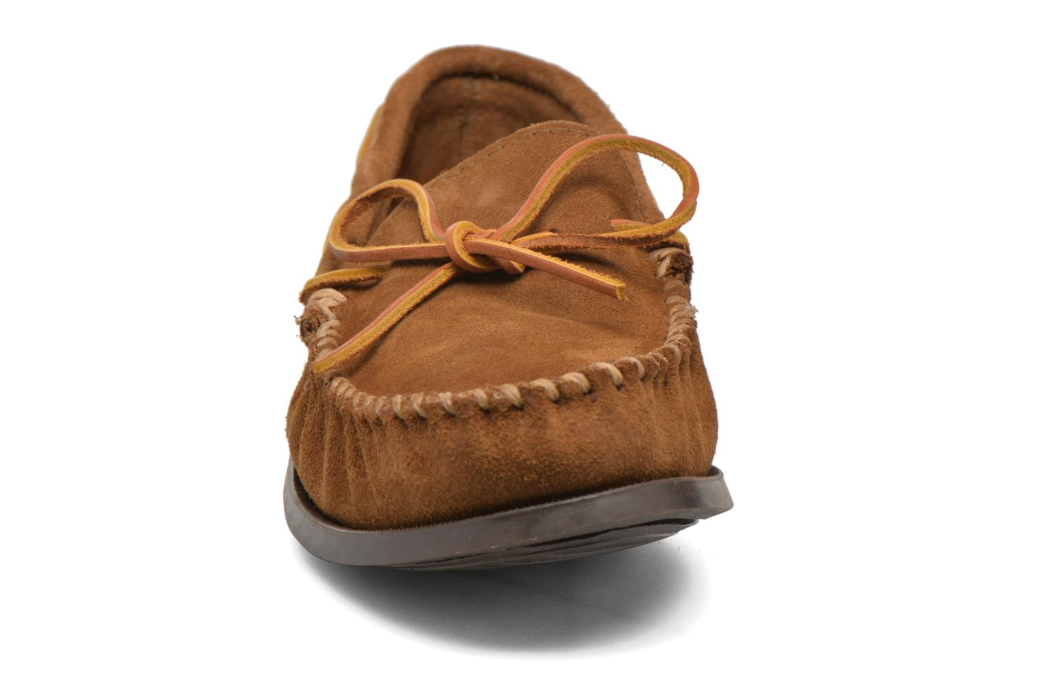 Camp Moc DUSTY BROWN SUEDE