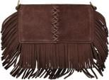 Mini Fringe Crossbody Bag
