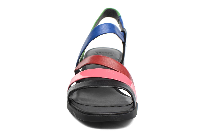 Sandales et nu-pieds Camper TWS K200343 Multicolore vue portées chaussures