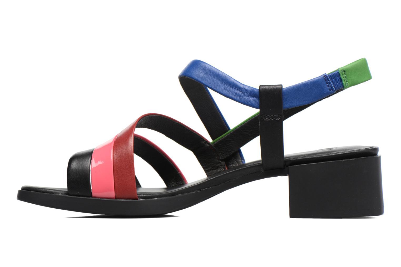 Sandales et nu-pieds Camper TWS K200343 Multicolore vue face