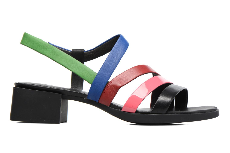 Sandales et nu-pieds Camper TWS K200343 Multicolore vue derrière