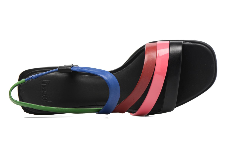Sandales et nu-pieds Camper TWS K200343 Multicolore vue gauche
