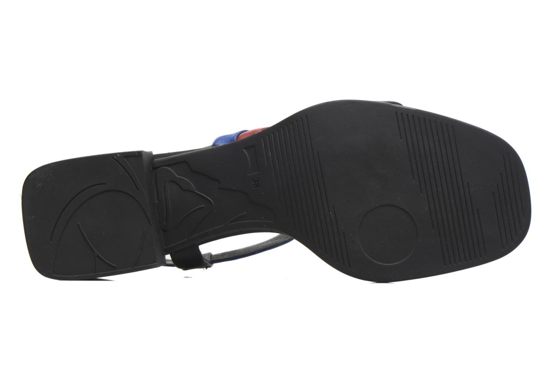 Sandales et nu-pieds Camper TWS K200343 Multicolore vue haut